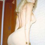 femme nue exhibe sexe dans le 91
