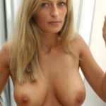 photo de maman nue en couple du 18