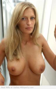 une femme nue du 38 mature