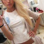 Jeune femme infidèle du 32 pour baise porno et sodomie