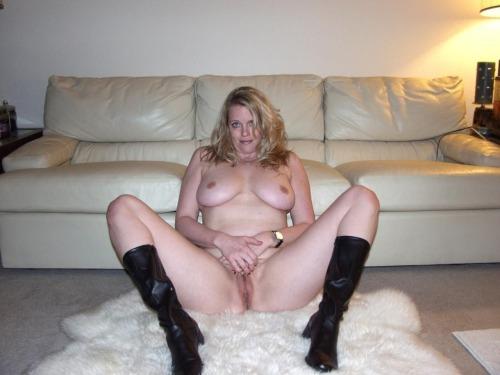 Image pour s'exciter avec une femme mature nue 55