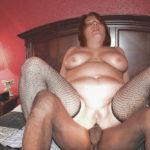 Image pour s'exciter avec une femme mature nue 61