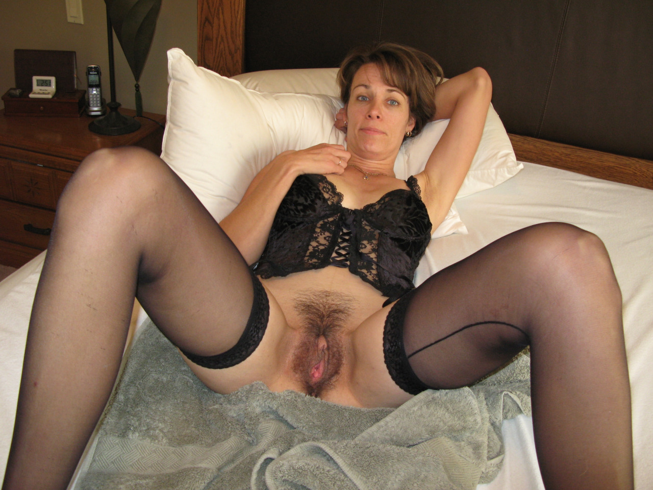 Amateur Mature Bouncing Tits